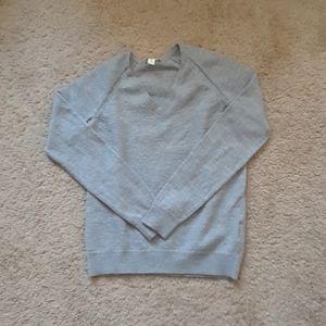 Gray Merino Wool Sweater from Gap